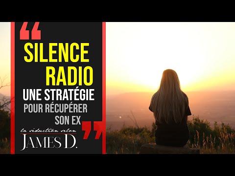 Le SILENCE RADIO une arme pour récupérer son ex?