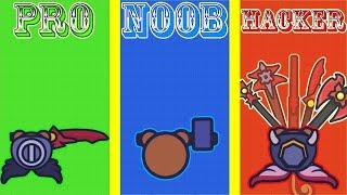 Moomoo.io - 25 Different Types of Moomoo.io Players (Ft. NoobKiller69)