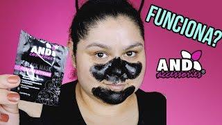 ADIÓS PUNTOS NEGROS - BLACK MASK AND Accesories |  Kawaii MakeUp