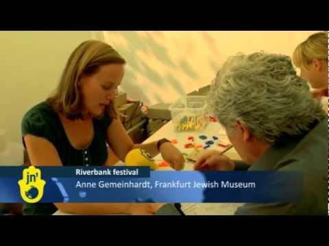 Hebrew Workshop at Frankfurt Riverbank Museum Festival: Most Multicultural German City?