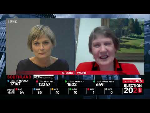 Election 2020: Helen Clark reflects on Labour win