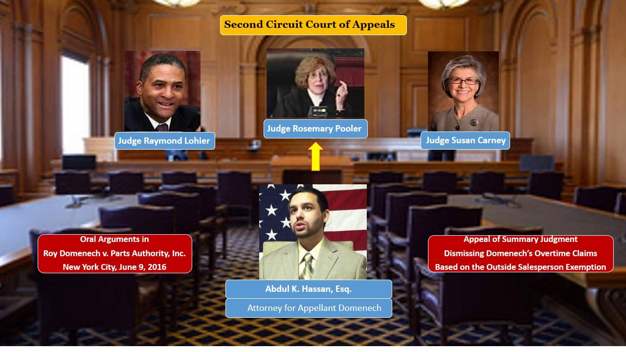 Appeals Oral Arguments
