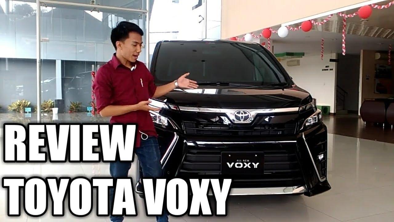 Kelebihan Kekurangan Mobil Voxy Review