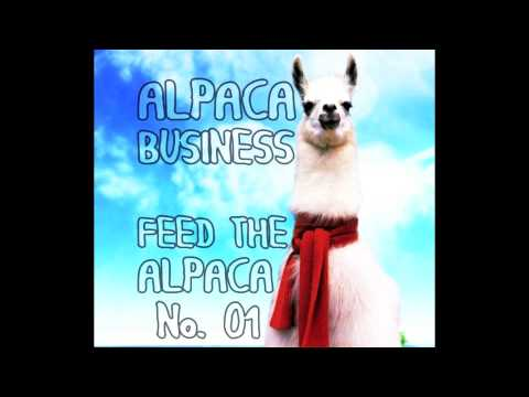 Alpaca Business - Feed The Alpaca no. 01