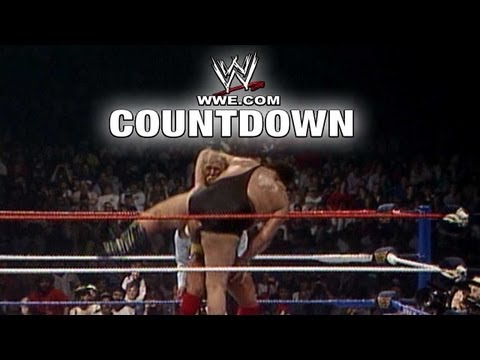 WWE Top 10 - Feats of Strength