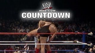 WWE Top 10 - Feats of Strength