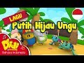 Lagu Anak Anak Indonesia Didi amp Friends Putih Hijau Ungu
