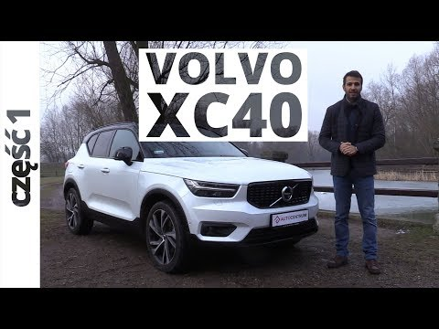 Volvo XC40 2.0 D4 190 KM, 2018 - test AutoCentrum.pl #381