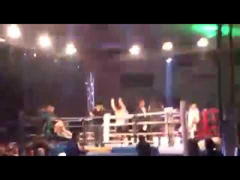 Walter ''El Boqui'' Santana vs. Sergio Timo
