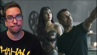 The Snyder Cut Wall Street Journal Article. Thoughts...