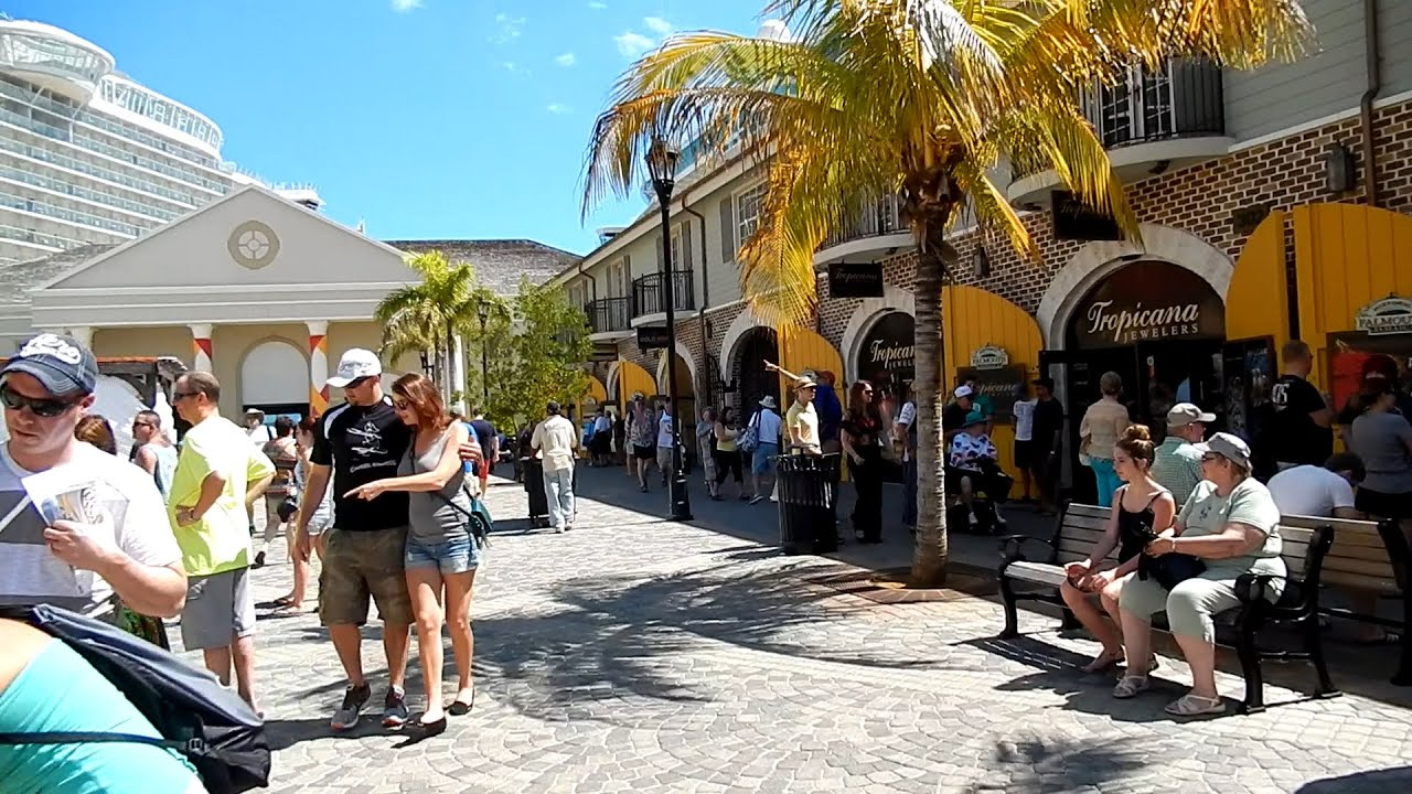 Port Of Falmouth Jamaica Youtube