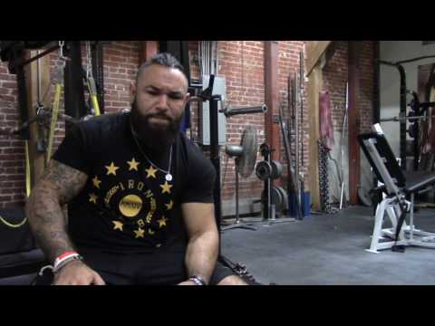 ROY GLENN | STORY | POWERLIFTING
