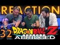 TFS DragonBall Z Abridged REACTION!! Episode 32
