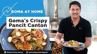 Goma At Home: Goma's Crispy Pancit Canton