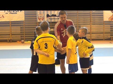 Mistrz freestyle football w Malborku – 03.12.2017