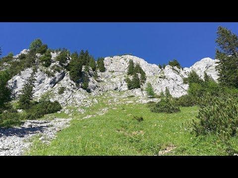 Bergtour Brettgabel (1805m) - Berchtesgadener Alpen