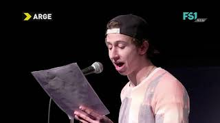 Poetry Slam | Simon Bertolo | FS1