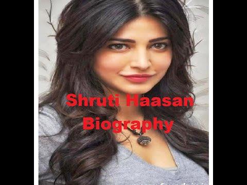 Shruti Haasan Biography Wiki Profile