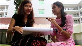 03: Interview with Yangon University Students