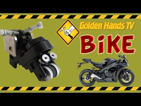 Как сделать мотоцикл из зажигалки