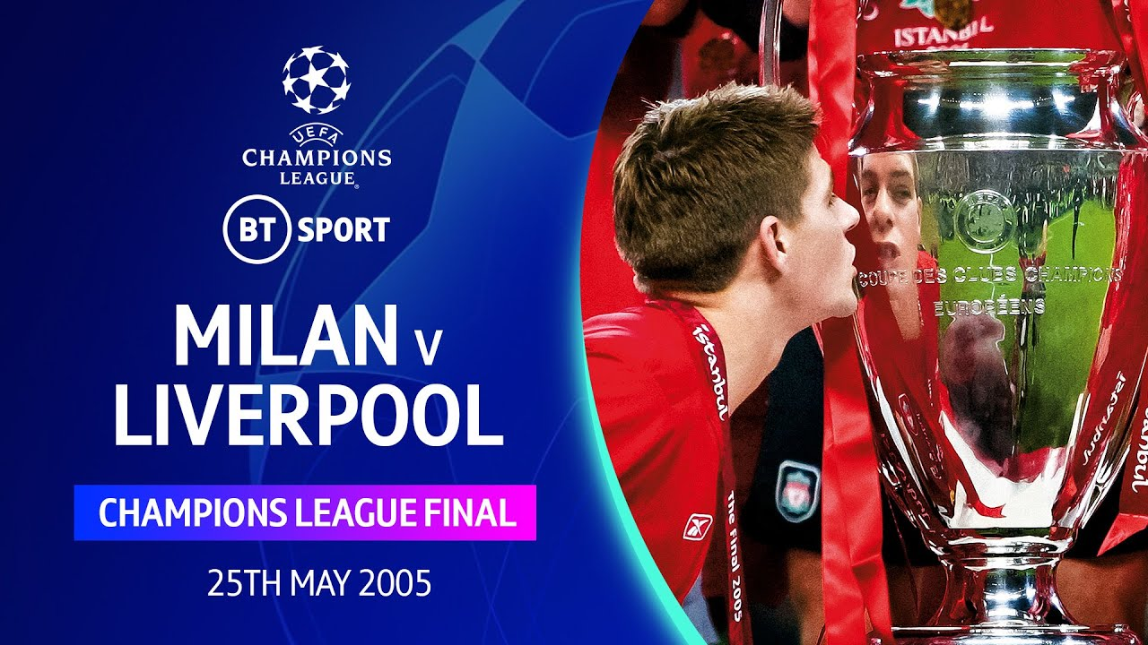 The Miracle of Istanbul | Liverpool vs AC Milan (2005) | Iconic Champions League matches
