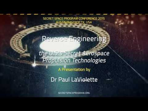Reverse Engineering | Dr Paul LaViolette