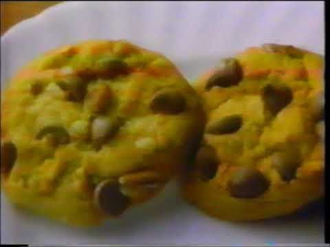 Chips Ahoy Selections   Chocolate Chip Cookie Commercial   Nabisco   Vicki Lewis 1989