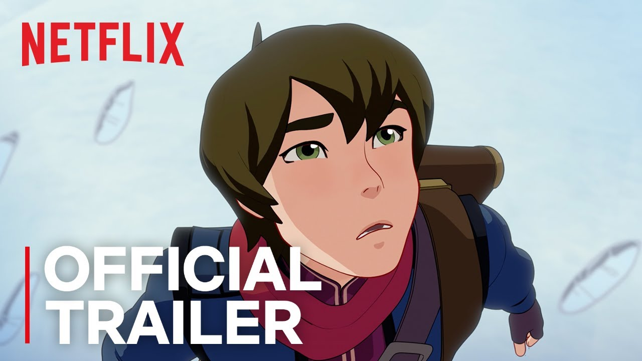 The Dragon Prince: first episode reactions & creators interview