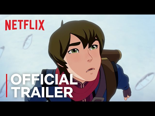 The Dragon Prince | Official Trailer | Netflix