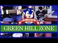 Green Hill Zone - Sonic The Hedgehog (Rock Guitar Cover)