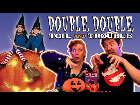 Halloween with the Olsen Twins! (Movie Nights) (ft. @Phelan Porteous) from YouTube · Duration:  27 minutes 55 seconds