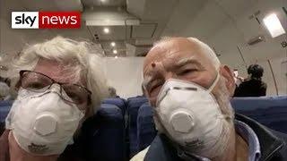 Coronavirus: Why haven't British passengers been evacuated?