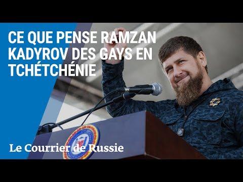 Ce que pense Ramzan Kadyrov des gays en Tchétchénie