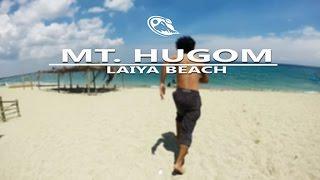 Mt Hugom with Laiya Beach [HD]