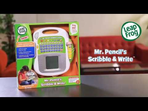LeapFrog® Mr. Pencil's Scribble & Write