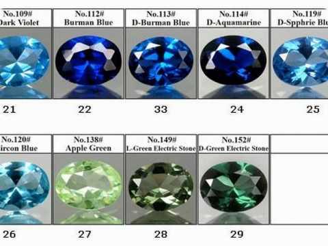 Кубический цирконий камни для ювелирных изделий