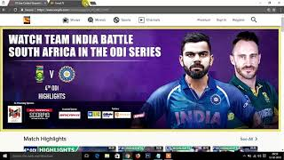 #10 Live Cricket Streaming Sites To Watch Cricket Online