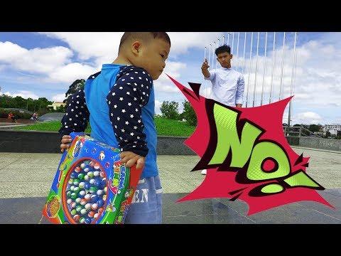 Trò Chơi Bé Vui Quảng Trường Cây Xanh ❤ ChiChi ToysReview TV ❤ Đồ Chơi Trẻ Em Kids Song