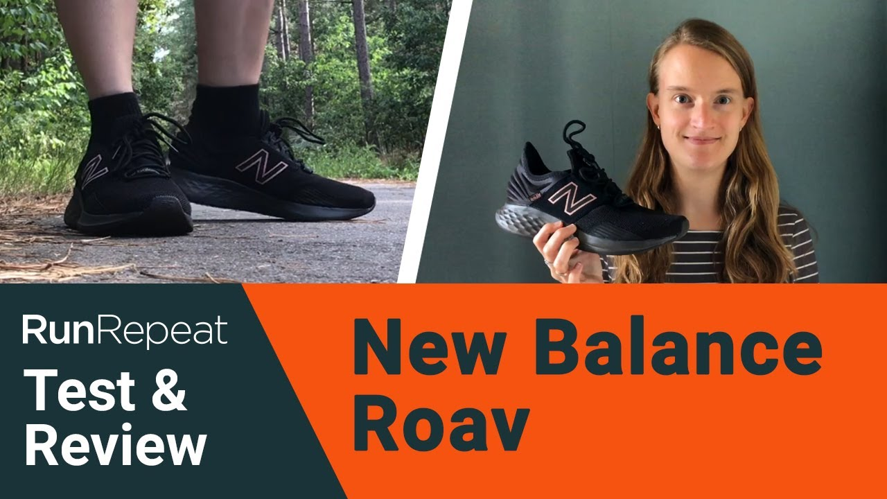 New Balance Fresh Foam Roav test