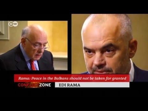 Is Edi Rama Albania's Mr Clean? | Conflict Zone