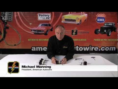 American Autowire Headlight Switch TechTip - YouTube