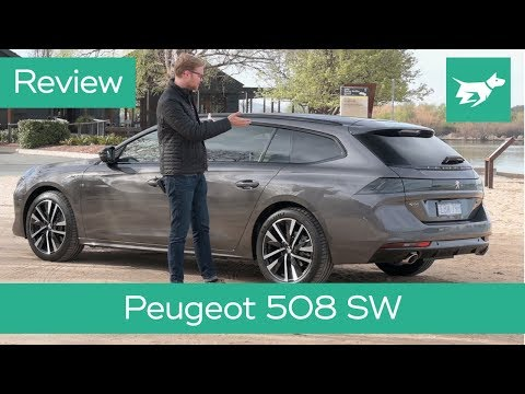 Peugeot 508 SW 2020 review