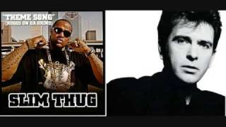 Slim Thug vs. Peter Gabriel random mash-up!!!