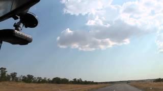 День 2. Как ехать на черное море на машине?? С Поволжья на черное море. Пустынная трасса(Для тех кому интересно и актуально, кто путешествует на автомобиле. Мы ехали в сезон, в середине августа...., 2014-09-21T14:24:21.000Z)