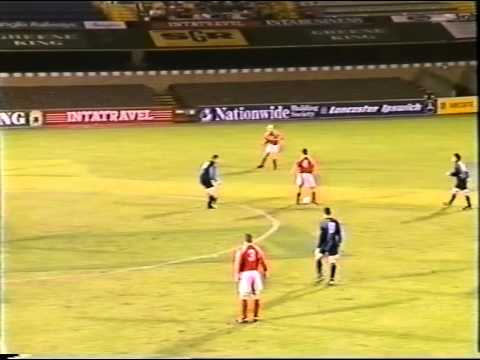 Grundisburgh v Stonham Aspal Suffolk Senior Cup Final 1998