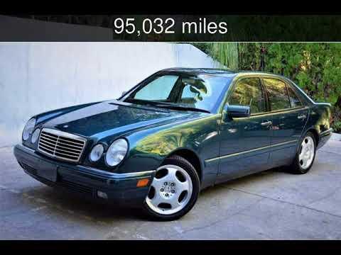 1997 Mercedes E320 >> 1997 Mercedes Benz E320 Used Cars Reseda Ca 2017 11 08