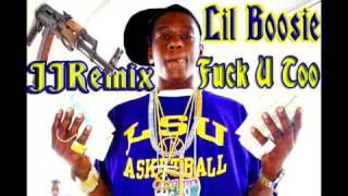 [HD]Lil Boosie Fuck U Too (Nussie Bad Azz Diss) +Download