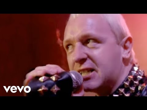 Judas Priest - Love Bites (Official Video)