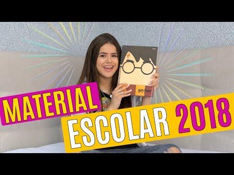 MATERIAL ESCOLAR 2018 - MAISA