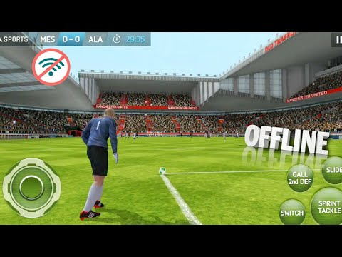 Top 10 Football - Soccer Games For Android 2019  HD OFFLINE